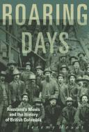 Cover of: Roaring days | Jeremy Mouat