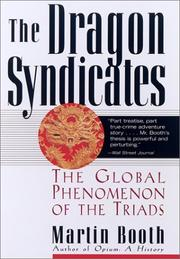 Cover of: The Dragon Syndicates | Martin Booth
