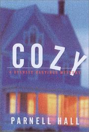Cover of: Cozy: a Stanley Hastings mystery