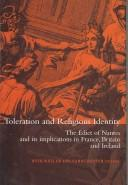 Cover of: Toleration and religious identity |