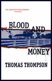 Cover of: Blood and Money (Tr) | Thomas Thompson
