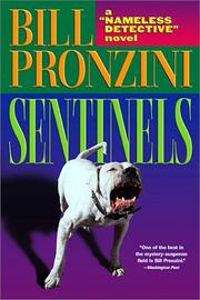 Cover of: Sentinels | Bill Pronzini