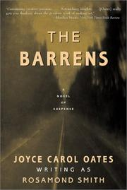 Cover of: The Barrens