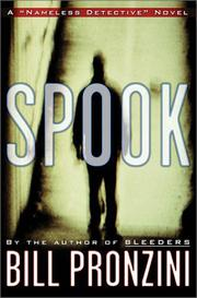 "Cover of: Spook: a ""nameless detective"" novel"