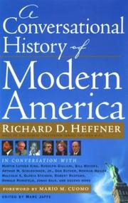 Cover of: A conversational history of modern America