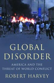 Cover of: Global disorder