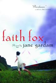 Cover of: Faith Fox | Jane Gardam