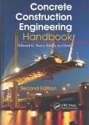 Cover of: Concrete Construction Engineering Handbook, Second Edition | Edward G. Nawy