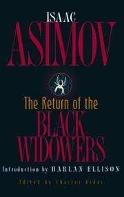 Cover of: The return of the Black Widowers