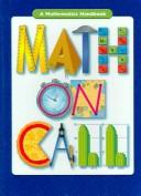 Cover of: Math on call |