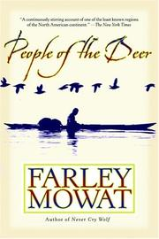 Cover of: People of the Deer (Death of a People)