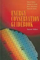Cover of: Energy conservation guidebook