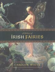 Cover of: A History of Irish Fairies