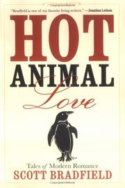 Cover of: Hot animal love