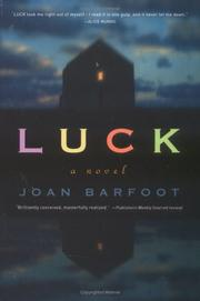 Cover of: Luck