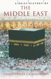 Cover of: A Brief History of the Middle East