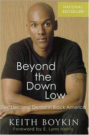 Cover of: Beyond the Down Low