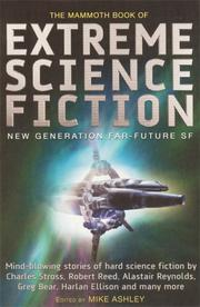 Cover of: The Mammoth Book of Extreme Science Fiction: New Generation Far-Future SF