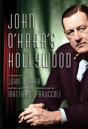 Cover of: John O'Hara's Hollywood