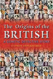 Cover of: The Origins of the British
