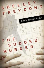Cover of: The Sudoku Murder