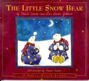 Cover of: The little snow bear