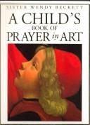 Cover of: A child's book of prayer in art