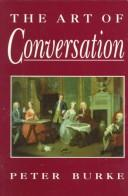 Cover of: art of conversation | Peter Burke