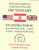 Cover of: English-Tahitian, Tahitian-English Dictionary