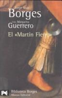 "Cover of: El ""Martín Fierro"""