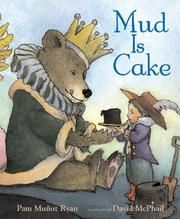 Cover of: Mud is cake
