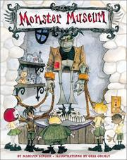 Cover of: Monster Museum
