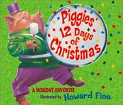 Cover of: Piggies 12 Days of Christmas