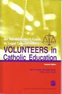Cover of: Volunteers in Catholic education