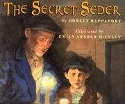 Cover of: Secret Seder, The