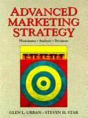 Cover of: Advanced marketing strategy | Glen L. Urban