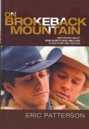 Cover of: On Brokeback Mountain | Eric Patterson