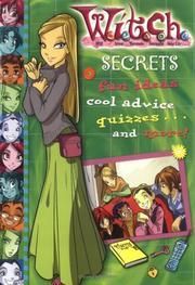 W.I.T.C.H. secrets.