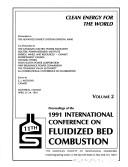 Cover of: Proceedings of the 1991 International Conference on Fluidized Bed Combustion