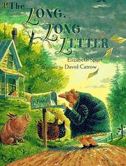Cover of: Long, Long Letter, The