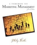 Cover of: A framework for marketing management