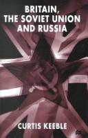 Cover of: Britain, the Soviet Union, and Russia