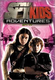 Cover of: Spy Kids Adventures | Elizabeth Lenhard