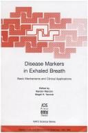 Cover of: Disease markers in exhaled breath |