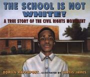 Cover of: School is Not White!, The