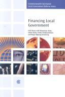 Cover of: Financing local government | Nick Devas
