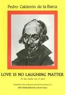 Cover of: Love is no laughing matter