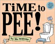 Cover of: Time to Pee! | Mo Willems