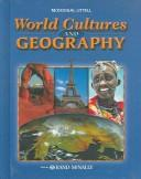 Cover of: World cultures and geography