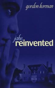 Cover of: Jake, Reinvented